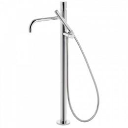 STUDY-TRES Однорычажный смеситель на стойке для ванны и душа